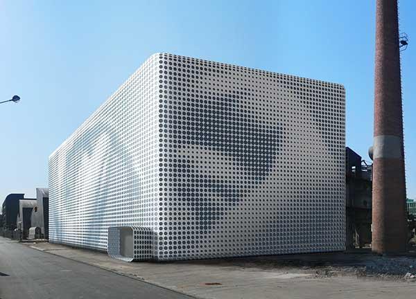 Wang Kaifang Facade Design